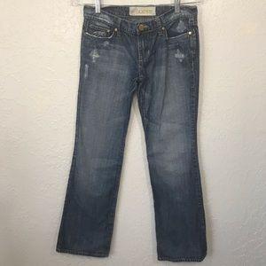 Joe's Jeans Heart Crystal Star 26